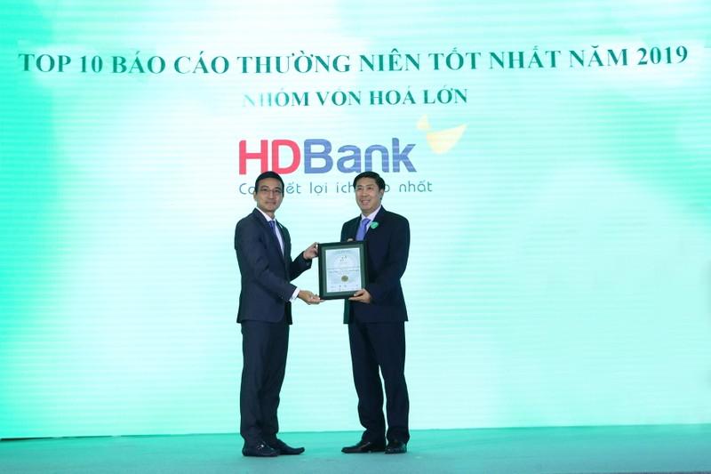 HDBank: Tốp 10 doanh nghiệp niêm yết vốn hóa lớn - ảnh 1