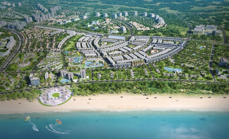 Tổ hợp tiện ích nâng tầm dự án Nhơn Hội New City - ảnh 1