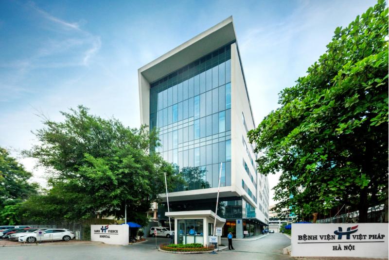 BV Việt Pháp Hà Nội nâng tầm dịch vụ tại tòa nhà mới - ảnh 2