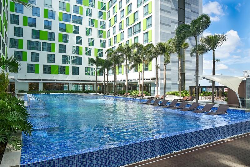 Holiday Inn & Suites Saigon Airport đạt chuẩn khách sạn 5 sao  - ảnh 2