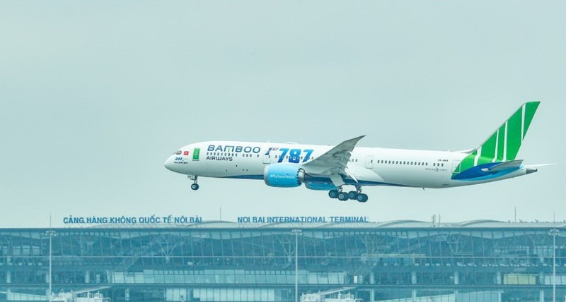 Ngắm nội thất Boeing 787-9 của Bamboo Airways - ảnh 1
