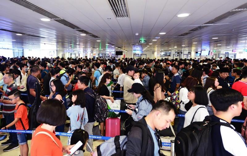 Hãng hàng không Việt tăng bay đêm, giảm tắc dịp tết - ảnh 2