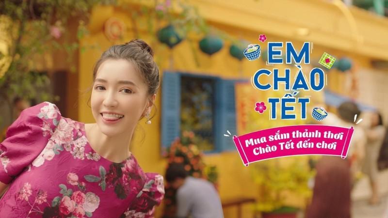 Saigon Co.op đồng hành cùng Bích Phương trong MV 'Em chào Tết' - ảnh 1