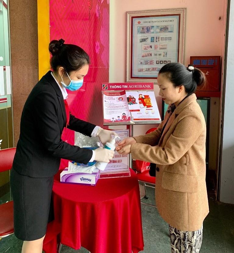 Agribank chung tay phòng, chống dịch bệnh virus Corona - ảnh 1