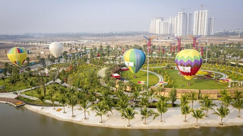 Đằng sau thành công của hội hoa xuân lớn tại Việt Nam 2020     - ảnh 2