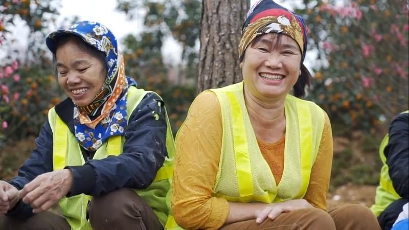 Đằng sau thành công của hội hoa xuân lớn tại Việt Nam 2020     - ảnh 6