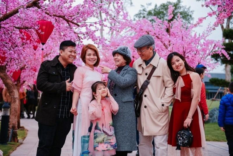 Đằng sau thành công của hội hoa xuân lớn tại Việt Nam 2020     - ảnh 7