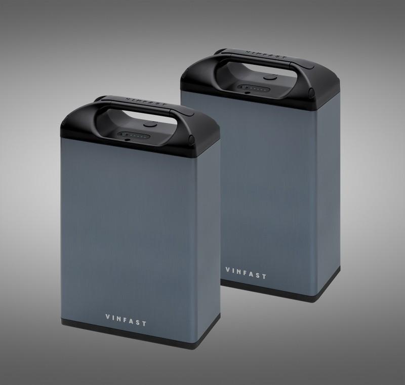 Vinfast bổ sung bộ sạc pin rời cho 3 dòng xe máy điện - ảnh 2