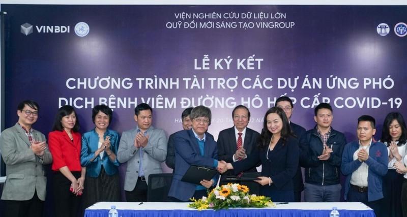 Giới khoa học Việt 'tuyên chiến' với đại dịch COVID-19 - ảnh 2