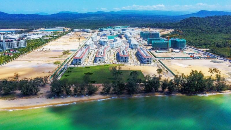 Grand World Phú Quốc: Tiến độ thần tốc - ảnh 1