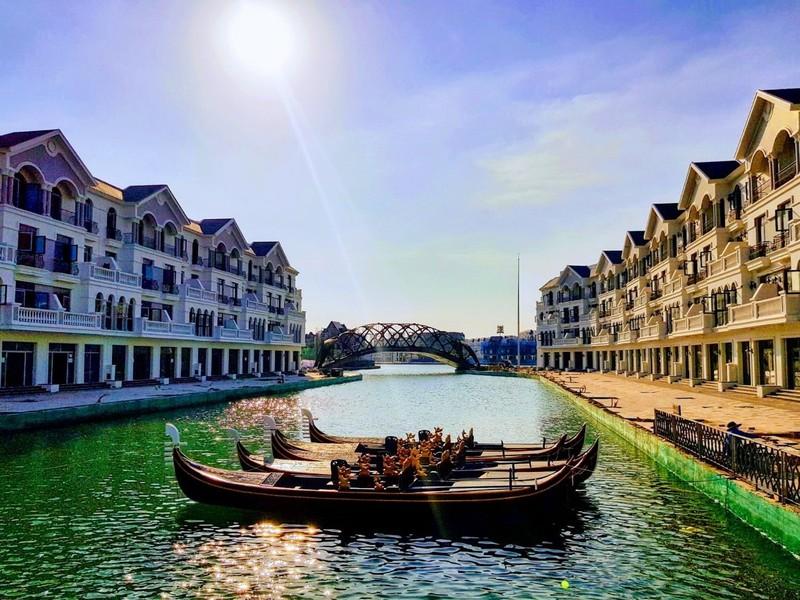 Grand World Phú Quốc: Tiến độ thần tốc - ảnh 3