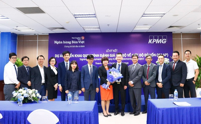 Bản Việt tiếp tục triển khai sớm dự án Basel II nâng cao - ảnh 1