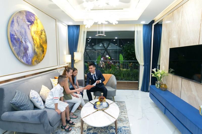 Giải pháp tài chính 'hút' người mua căn hộ an cư - ảnh 1