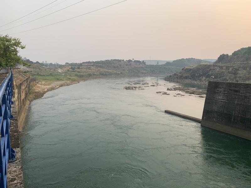 Nhà máy thủy điện Sê San 3A đảm bảo nước cho hạ du     - ảnh 1