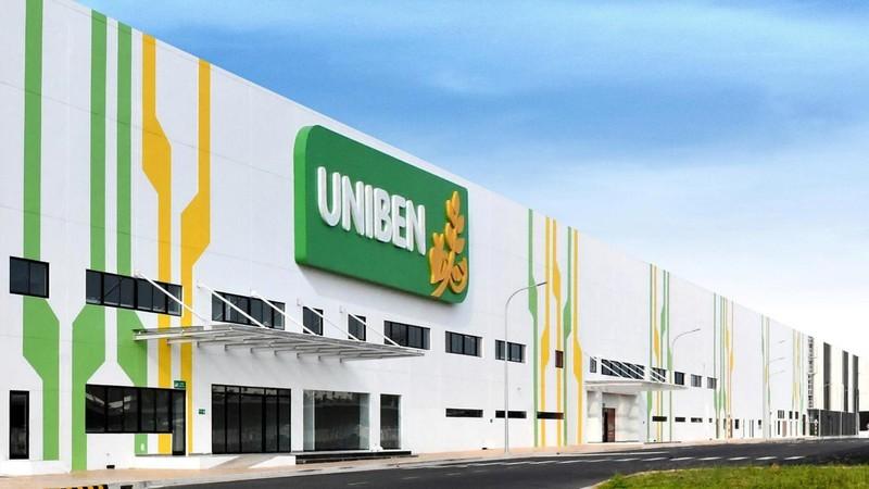Uniben cung ứng trên 2,5 tỉ sản phẩm chất lượng mỗi năm        - ảnh 1