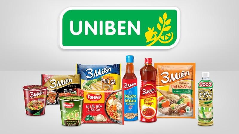 Uniben cung ứng trên 2,5 tỉ sản phẩm chất lượng mỗi năm        - ảnh 2