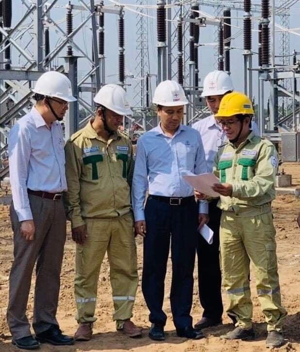 EVNNPT giữ an ninh, an toàn lưới điện mùa dịch COVID-19        - ảnh 1