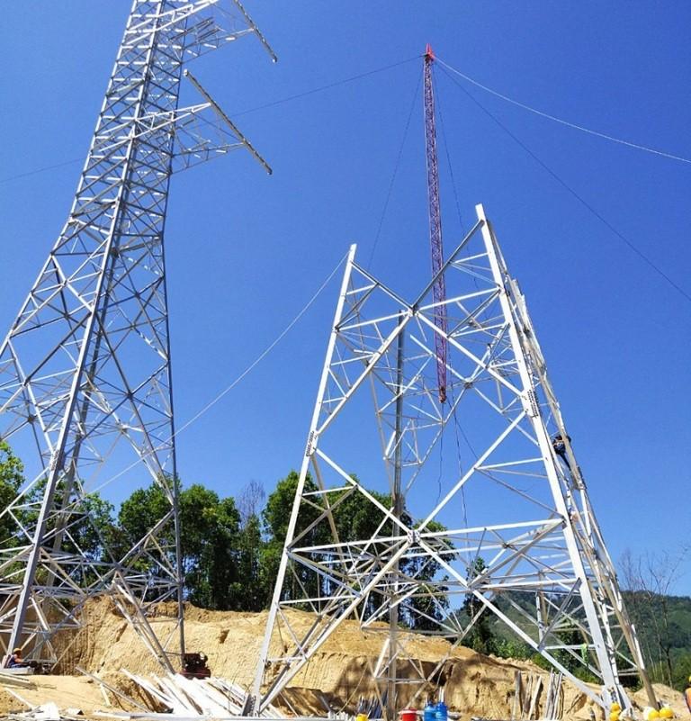 EVNNPT không để chậm tiến độ dự án điện vì COVID-19 - ảnh 2