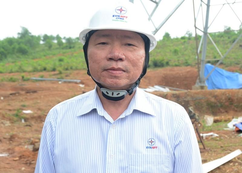 EVNNPT không để chậm tiến độ dự án điện vì COVID-19 - ảnh 1