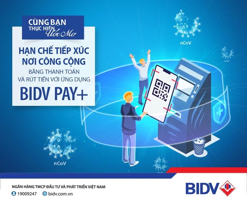 3 lý do nên cài đặt ngay ứng dụng BIDV Pay+ - ảnh 1