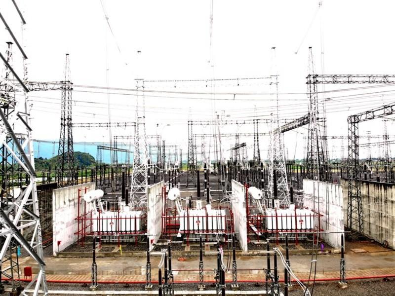 EVNNPT đóng điện nhiều dự án cho mùa hè 2020 - ảnh 1