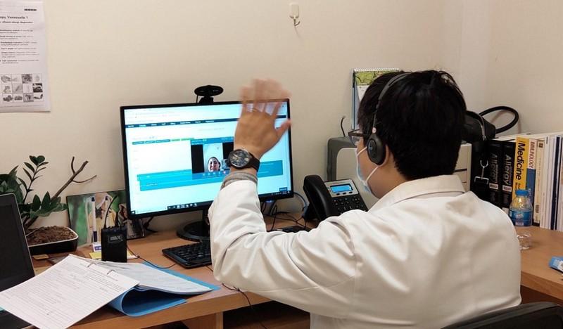 Vinmec: Dịch vụ chăm sóc sức khỏe từ xa trong mùa COVID-19 - ảnh 1
