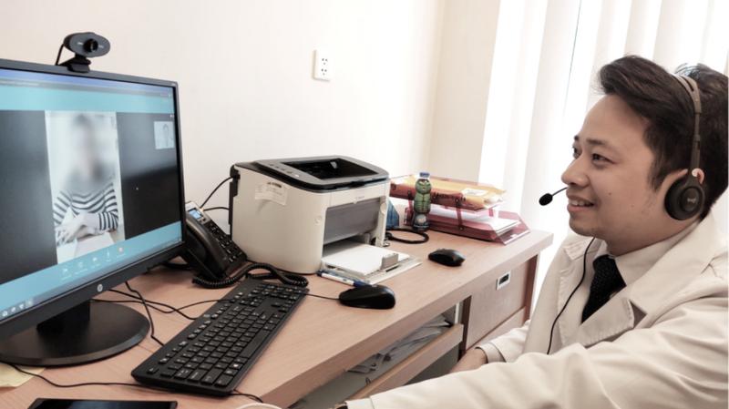 Vinmec: Dịch vụ chăm sóc sức khỏe từ xa trong mùa COVID-19 - ảnh 2