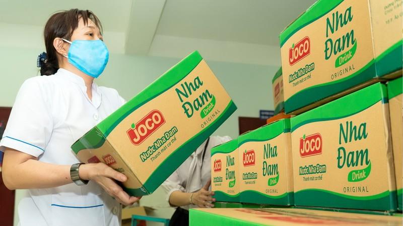 Uniben tặng 150.000 bữa ăn dinh dưỡng tới các y bác sĩ - ảnh 5