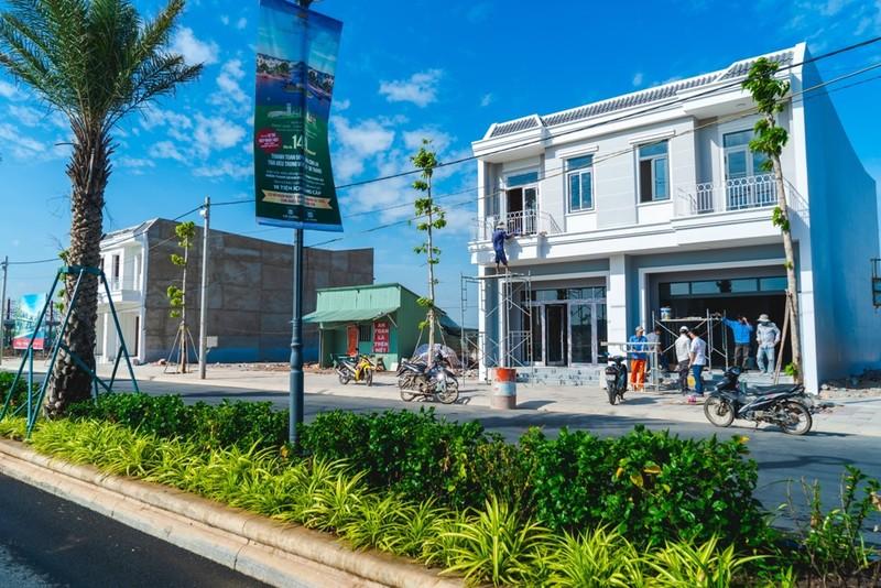 Đất nền, shophouse vùng ven 'đón sóng' đầu tư hậu COVID-19     - ảnh 1