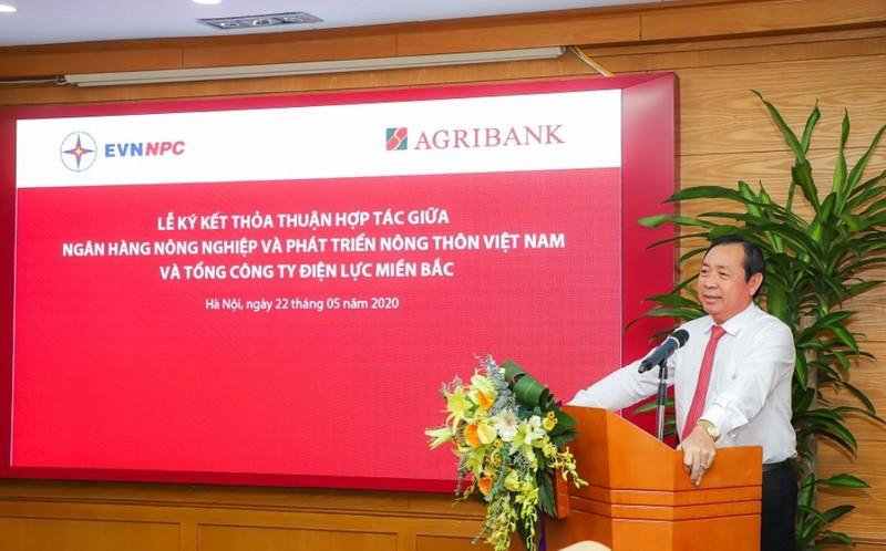 Agribank và EVNNPC nâng tầm hợp tác - ảnh 1