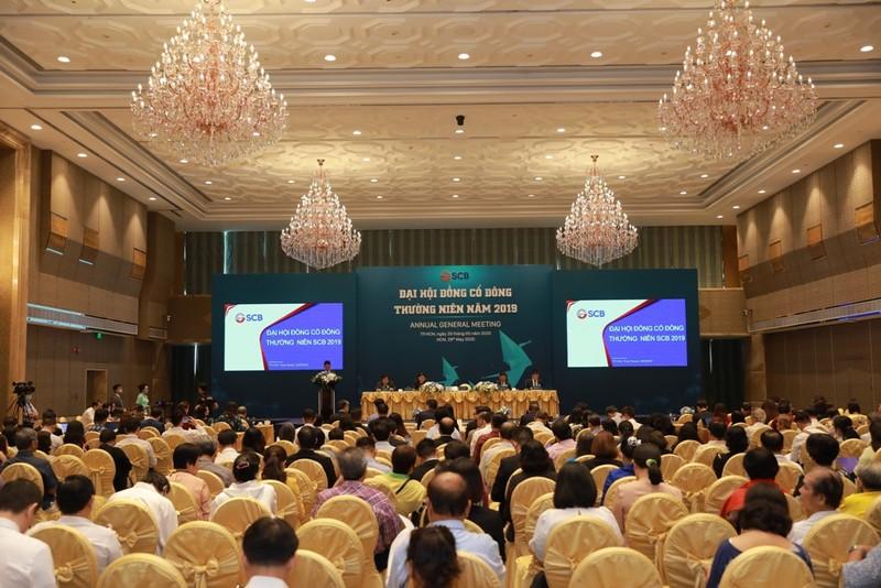 Đại hội SCB: Tăng vốn lên 20.231 tỉ đồng - ảnh 1