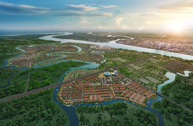 Novaland đẩy mạnh phân phối sản phẩm bất động sản  - ảnh 1