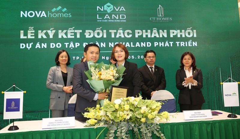 Novaland đẩy mạnh phân phối sản phẩm bất động sản  - ảnh 2
