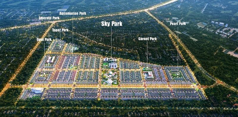 Gem Sky World bùng nổ thị trường bất động sản Long Thành  - ảnh 1