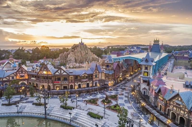 VinWonders Phú Quốc - Công viên Chủ đề lớn nhất Việt Nam - ảnh 5