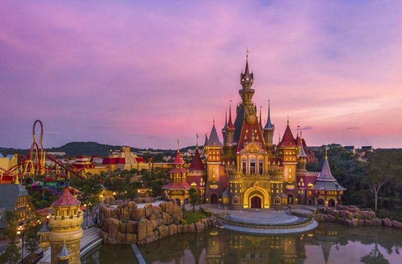 VinWonders Phú Quốc - Công viên Chủ đề lớn nhất Việt Nam - ảnh 6