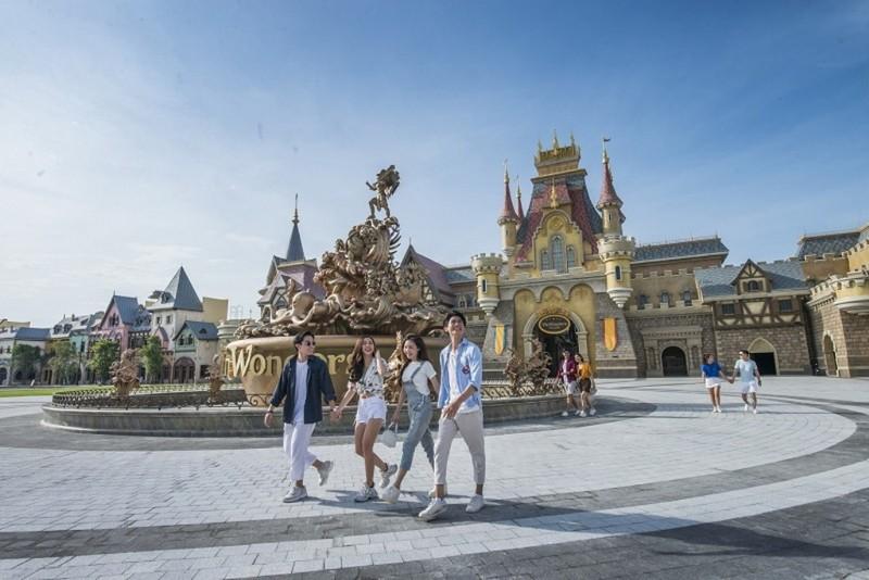 VinWonders Phú Quốc - Công viên Chủ đề lớn nhất Việt Nam - ảnh 9