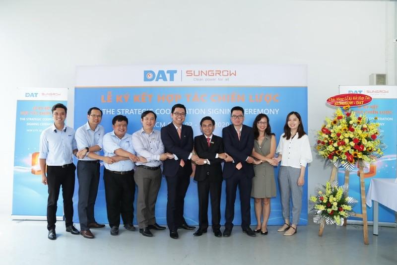 DAT là đối tác ủy quyền của Sungrow tại Việt Nam - ảnh 1