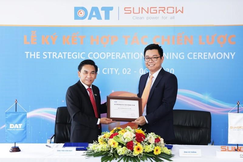 DAT là đối tác ủy quyền của Sungrow tại Việt Nam - ảnh 2