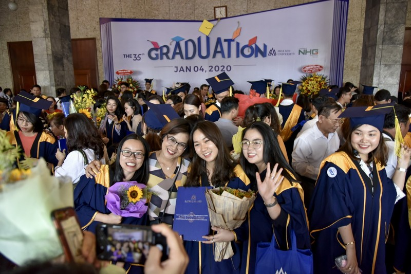 Đại học Hoa Sen thành công từ chất lượng đào tạo sinh viên     - ảnh 2