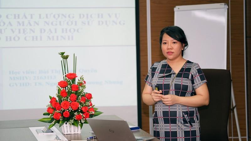 Học viên MBA ĐH Hoa Sen lập thành tích nghiên cứu ấn tượng     - ảnh 2
