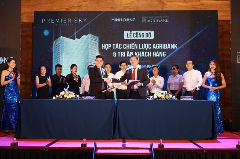 Dự án 5 sao Premier Sky Residences được Agribank bảo lãnh    - ảnh 1