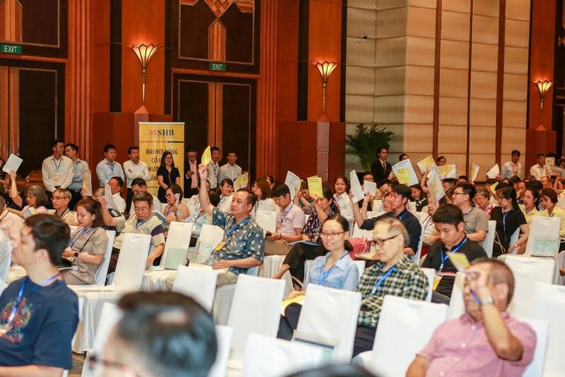 SHB: Đặt mục tiêu Top 3 ngân hàng tư nhân lớn nhất Việt Nam    - ảnh 2