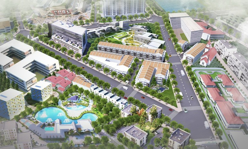 Saigon West Garden: Khu dân cư kiểu mẫu cho đại gia Bình Tân   - ảnh 1