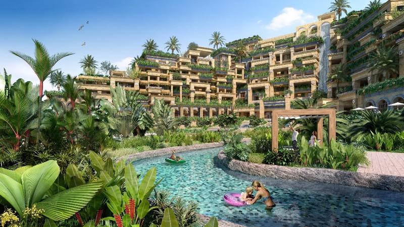 Khách sạn đầu tiên tại Hồ Tràm mang thương hiệu MGallery       - ảnh 1