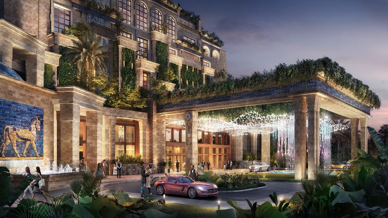 Khách sạn đầu tiên tại Hồ Tràm mang thương hiệu MGallery       - ảnh 2
