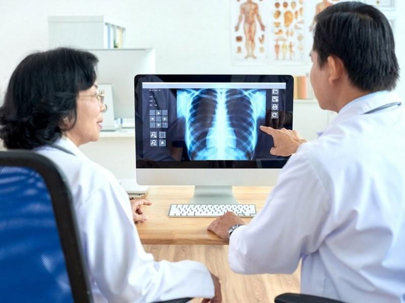 Giải pháp AI- VinDr trong chẩn đoán hình ảnh y tế - ảnh 1