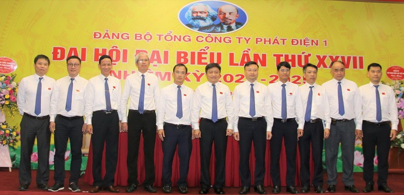 Ông Nguyễn Tiến Khoa tái đắc cử Bí thư Đảng ủy EVNGENCO1       - ảnh 2