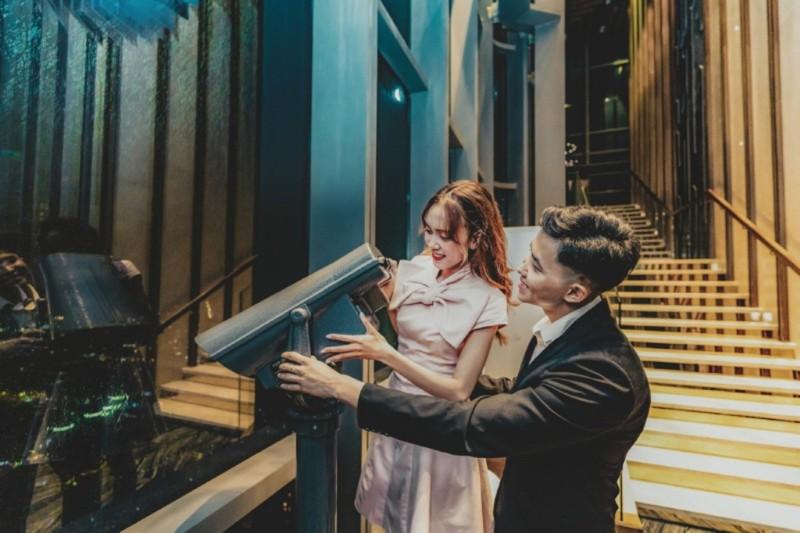 Combo hẹn hò mát lạnh, sang chảnh cho giới trẻ tại Sài Gòn - ảnh 3