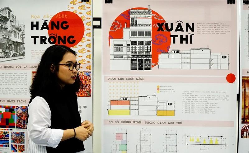 Ngành Thiết kế nội thất HSU: Phát huy năng lực bản thân - ảnh 3